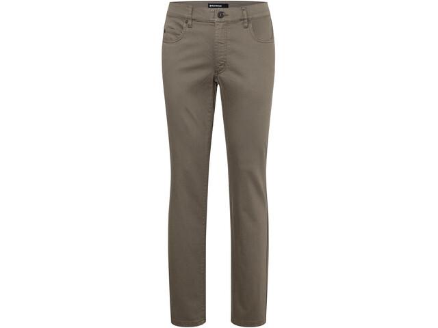 Black Diamond Stretch Font Pantalones Hombre, marrón